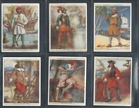 PLAYER - HISTORY OF NAVAL DRESS (LARGE) - FULL SET OF 25 CARDS