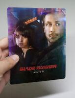 Blade Runner 2049 Lenticular Magnet cover Flip effect for Steelbook