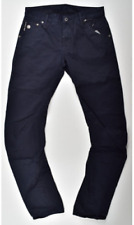 G-Star  Arc 3D Slim Coj Jeans Mazarine Blue Mens Size UK W30 L34 *REF9-18