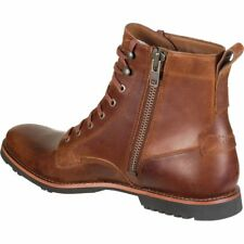 TIMBERLAND MEN'S KENDRICK SIDE-ZIP BOOTS TAN HARNESS A1MZX919, A1MZX choose size