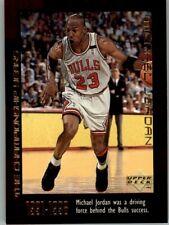 1999 Upper Deck Michael Jordan The Early Years card# 26