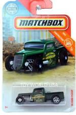 2019 Matchbox #21 Mbx Construction '35 Ford Pickup
