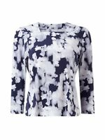 Eastex Reflective Bloom Wrap Top Size 14 rrp  £49 LS079 CC 03