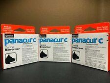 3 of Panacur C 파나쿠어 펜벤다졸 4그램 * 3 박스세트* 빠른 우체국 택배 / 한국배송*