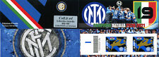 Libretto Calcio Inter Campione 2020/21 - Edizione privata - Solo 24 esistenti