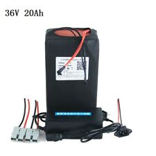 36V 20Ah Lithium LiFePO4 Battery Pack For 900W Ebike Scooter With 5A Charger BMS