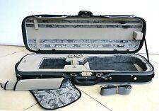 High Quality Royal Wooden Violin Case  VT-090