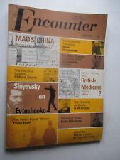 Encounter mag April 1967 vol 28 no. 4 Mao in China / Toscanini / Evtushenko