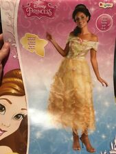 Disney Princess Bella Deluxe Costume Woman S(4-6)