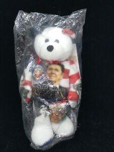 Ronald Reagan Gallery Treasures 40th President Bear Plush New Limited Edition