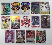 KYLER MURRAY, BENJAMIN - CARDINALS 2020 Mosaic Prizm Absolute Rookie Card Lot