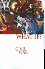 What If? : Civil War by Brubaker and Various TPB 2008 Marvel Comics OOP