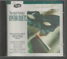 The Most Famous Opera Duets (CD, Apr-1994, Warner Classics (USA))