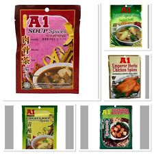 A1 Bak Kut Teh Spices Traditional Soup Spies  chicken