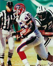SAMMY MORRIS 8X10 PHOTO BUFFALO BILLS PICTURE NFL FOOTBALL