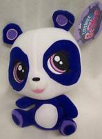 "LPS Littlest Pet Shop PENNY LING PANDA BEAR 7"" Plush STUFFED ANIMAL Toy NEW"