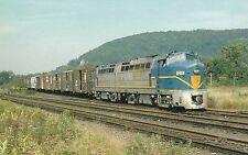LAM(C) Trains - Delaware & Hudson - Baldwin RF16