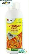TETRACIP ZAPI insetticida LT 1 tetrametrina permetrina zanzare mosche vespe