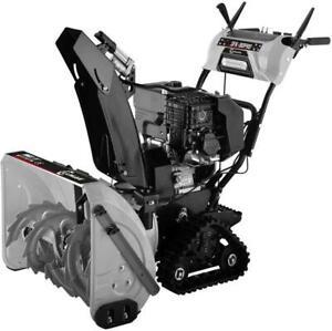 Lumag Schneefräse SFK-90PRO Raupenlaufwerk  Schneeräumer Schneeschleuder Benzin