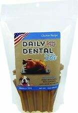 Loving Pets 5050 Dental Stix Chicken Recipe for Dogs, Small 13 oz