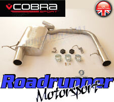 Cobra BMW 318d 320d E90 Saloon Exhaust Dual Exit Conversion Back Box 335d Style