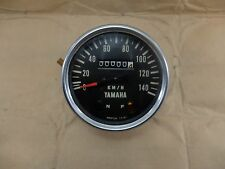 YAMAHA RS100 RS125 LS2 LS3 AS3 RD125 RD200 YB 100 80 L2 SPEEDOMETER NOS Genuine