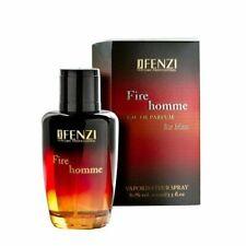 JFenzi Fire Homme Mens Cologne Eau de Parfum Aftershave 100ml