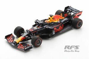 Red Bull Racing RB16 Honda Verstappen Formel 1 Steiermark 2020 1:43 Spark 6472