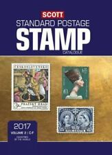 Scott 2017 Standard Postage Stamp Catalogue, Volume 2- Countries of-ExLibrary