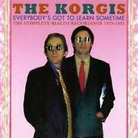 The Korgis - Everybodys Got Pour Learn Somet Neuf CD