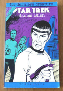 Star Trek - La dernière créature - James BLISH - 1976 - très bon état