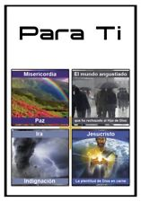 """25 - Spanish Tracts """"Para Ti"""" (""""For You"""") Gospel Tract Evangelism Bible Tracts"""