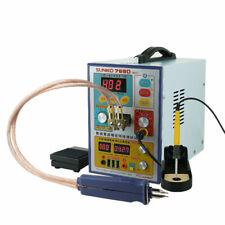 Sunkko 769d Battery Spot Welder For 1865014500 Lithium Battery 50w 110v