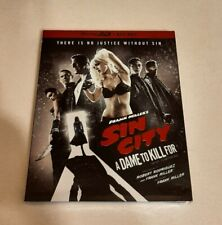Frank Miller's Sin City: A Dame to Kill For (3D Blu-ray/Blu-ray) Brand New!