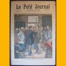 LE PETIT JOURNAL Supplément illustré 23 avril 1894