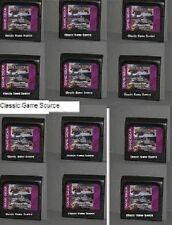 12 Wholesale Lot of Super Battle Tank Battletank  for Sega Game Gear loose bulk