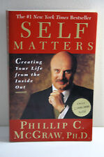 Self Matters by Mcgraw (Paperback, 2003) VGC