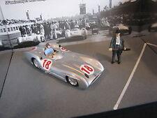 Brumm Mercedes-Benz W196C 1955 1:43 #18 Fangio + Neubauer GP Italia (JS)