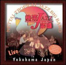 Nettai Tropical Jazz Big Band : Live in Yokohama Japan Latin Jazz 1 Disc Cd