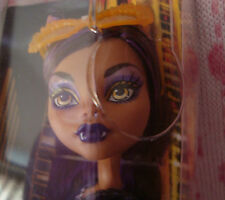 Clawdeen Wolf Boo York, Boo York Doll Monster High New Sealed Frightseers