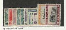 Greece, Postage Stamp, #321-332 Mint Hinged, 1927, JFZ
