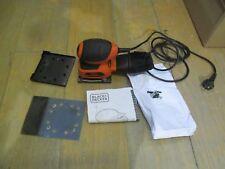 KA161 KA165 Black /& Decker Schleifpapier f/ür Schwingschleifer Mouse KA160