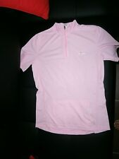T-shirt sport respirant b twin décathlon neuf avec poche en bas du dos taille S