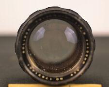 Soligor 135mm f/2.8 Fixed Prime Lens T4 Mount