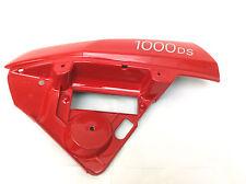 *NEW* DUCATI 2003 MULTISTRADA 1000 LEFT UPPER HALF FAIRING RED (#21)