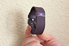 Fitbit Charge Hr Wireless Activity Wristband - Small, Plum