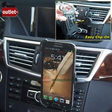 Car/Truck Dash Air Vent Clip-On Phone Mount For Samsung Galaxy Note 2 GT-N7100