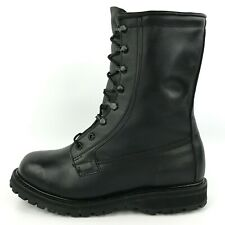 Belleville Cold Weather Black Combat Boots 8.5 R Vibram Waterproof