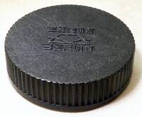Zenit M39 L39 Rear lens cap Screw in vintage leica screw mount