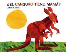 ¿El Canguro Tiene Mamá? (Does a Kangaroo Have a
